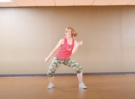 Freestyle Hip Hop With Club Fitness GSO