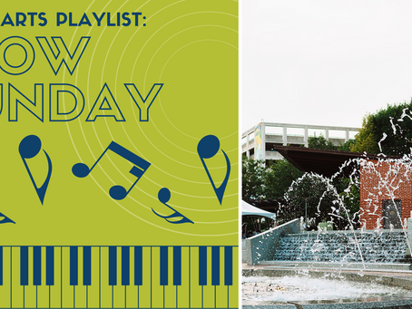 Park Arts Playlist: Slow Sunday