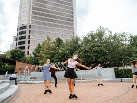 Greensboro Ballet, Contemporary Ballet At Center City's Stage Loop Drive