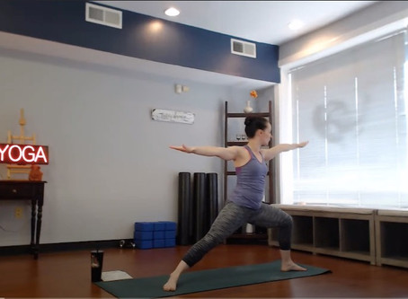 Rocky Mountain Inspired Flow With GSO Downtown Yoga