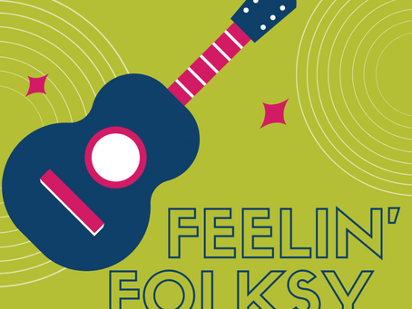 Park Arts Playlist: Feelin' Folksy