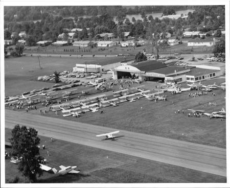 Meyers Airport in Tecumseh, MI