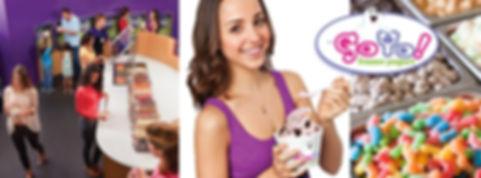GoYo! Frozen Yogurt