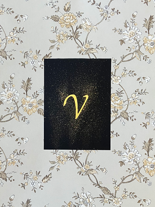V is for Vampires