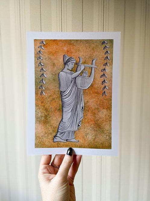 Ancient Greek Lyre