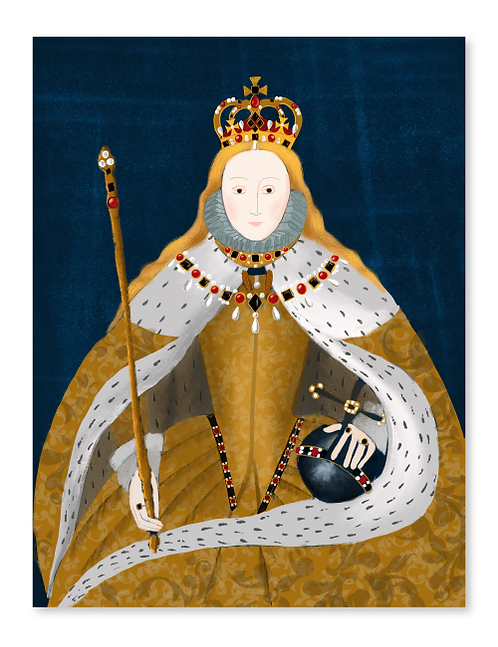 Queen Elizabeth I, Corronation