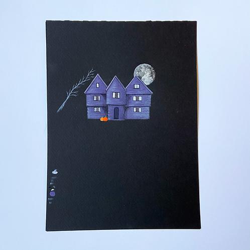 The Salem Witch House