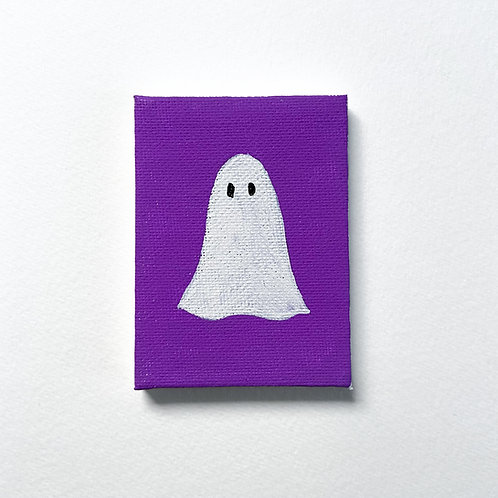 Tiny Spooky Cute Ghost