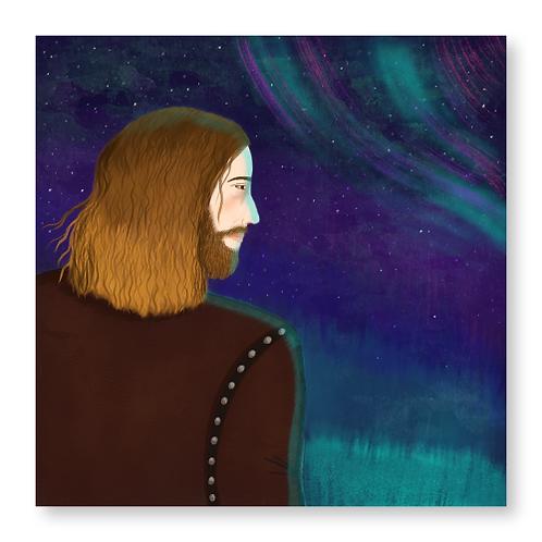 Norse Gael Vampire