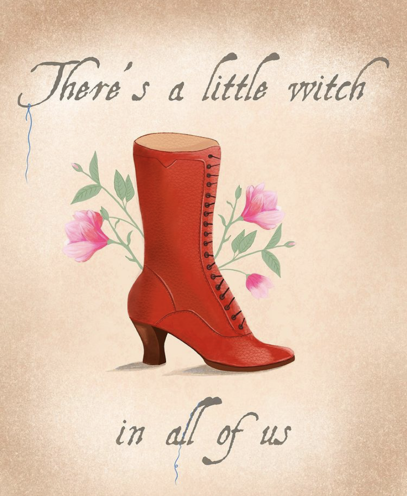 There's a Little Witch In all of Us - Alice Hoffman quote
