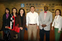 Delegation Visiting China