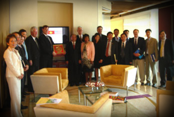 Hanoi Delegation in the US