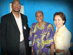Delegation in Republic of Liberia