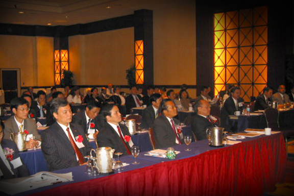 Hanoi Delegation Visiting the US