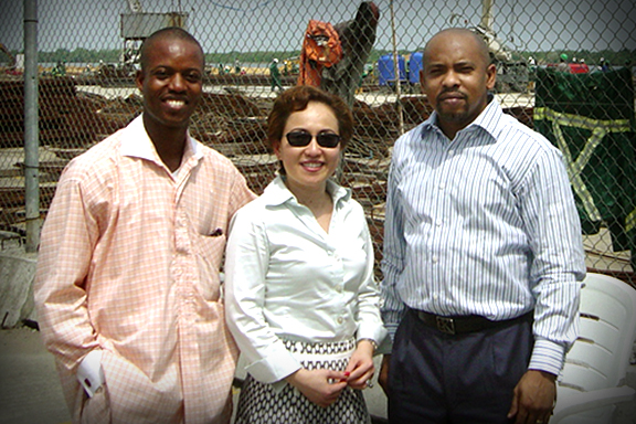 Visiting Rivers State, Nigeria