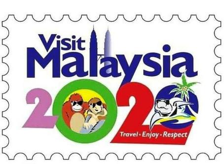 【馬來西亞2020旅遊年商標】