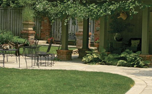STONE PAVING - Missel landscaping