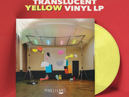 EXCLUSIVE INDIE STORE YELLOW VINYL