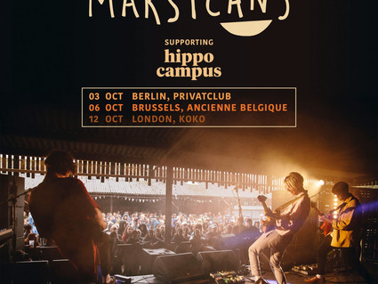 EUROPEAN SHOWS WITH HIPPO CAMPUS