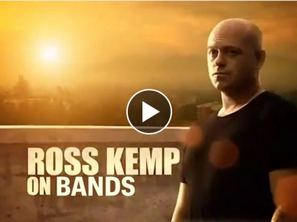 ROSS KEMP ON BANDS