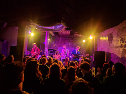 LIVE REVIEW - GLASGOW, STEREO