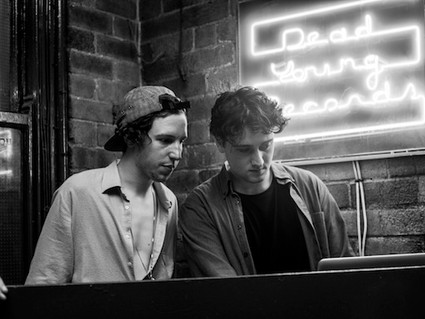 DJ SET FOR CIRCA WAVES PARTY