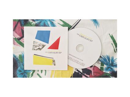 PRE-ORDER 'THE CHIVALRY EP'