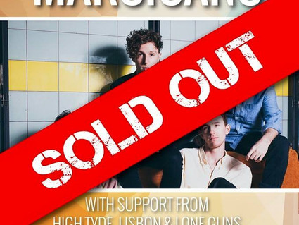 LEEDS SHOW NOW SOLD OUT