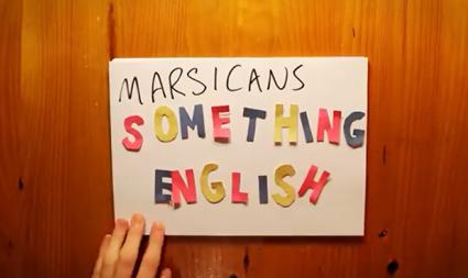 LET'S DO...SOMETHING ENGLISH!