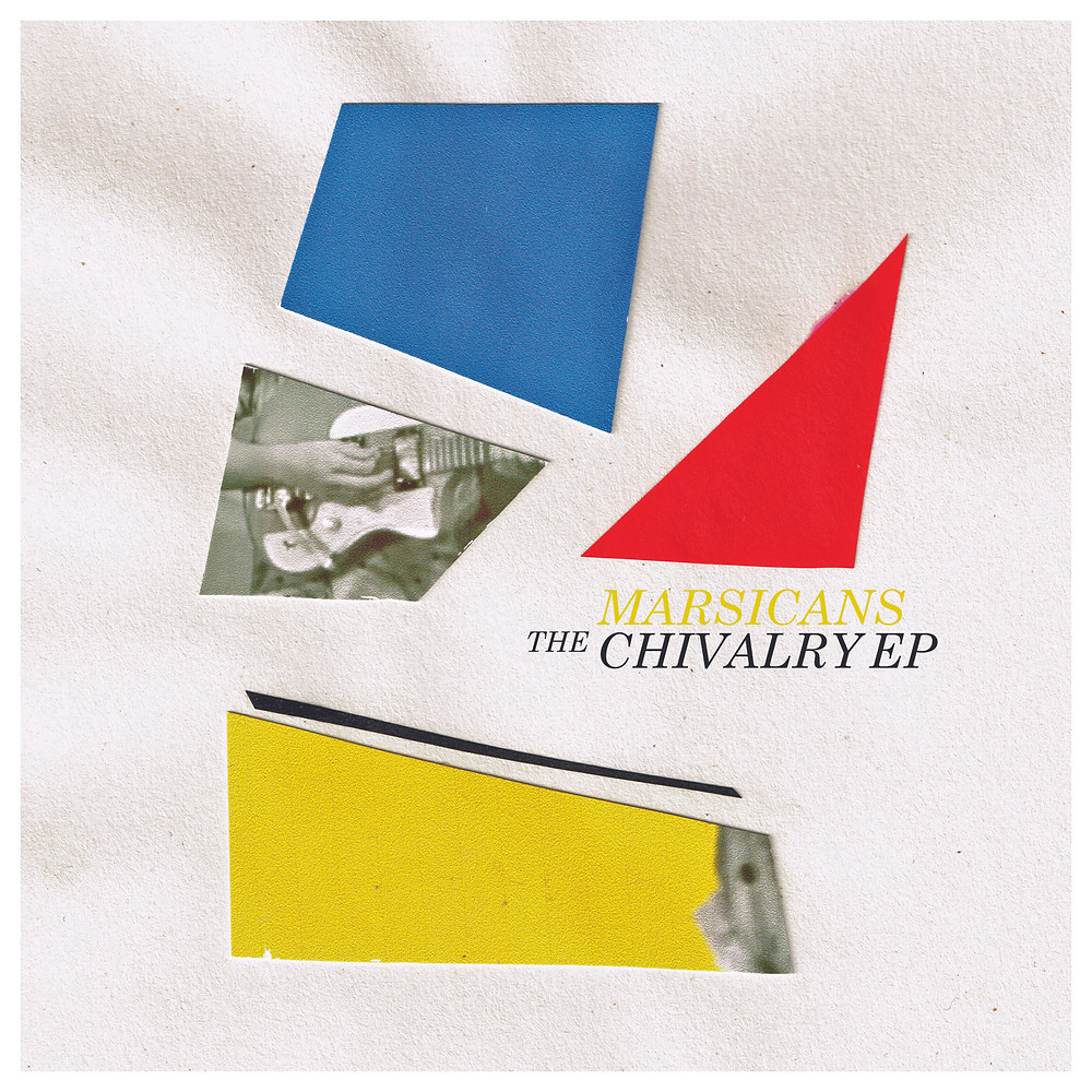 The Chivalry EP cover