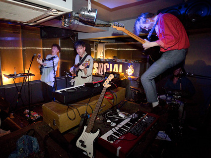 LIVE REVIEW: HUW STEPHENS SHOWCASE