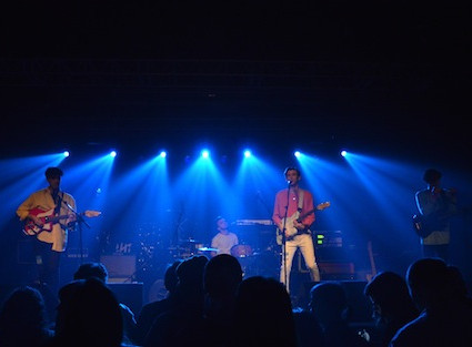 LIVE REVIEW: SOLD-OUT WHARF CHAMBERS, LEEDS