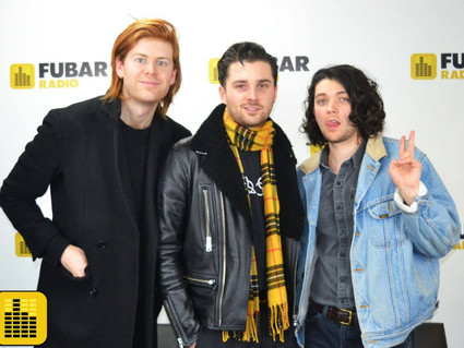 RADIO: INTERVIEWED BY THE AMAZONS