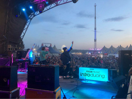 READING FESTIVAL ON RADIO 1