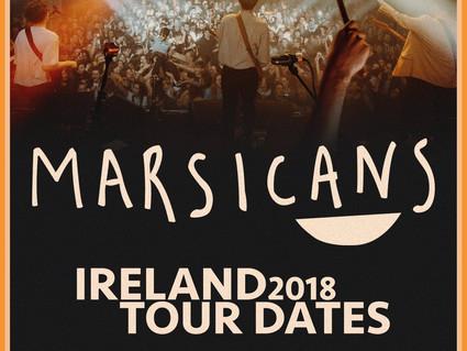 IRELAND DATES ANNOUNCED