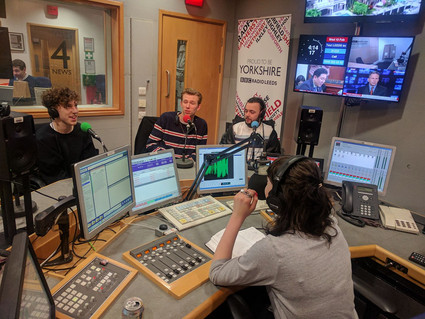 INTERVIEW - BBC INTRODUCING