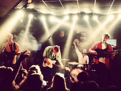 LIVE REVIEW: LEEDS BRUDENELL SOCIAL CLUB