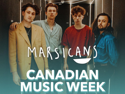 CANADIAN MUSIC WEEK 2018