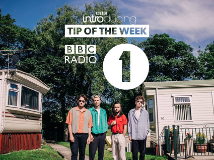 'POP-UPS' - BBC RADIO 1+ 6MUSIC + TIP OF THE WEEK