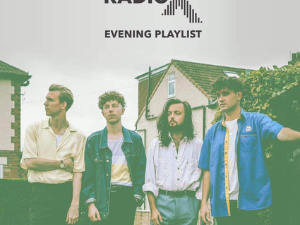 RADIO X EVENING PLAYLIST - 'SUBURBS'