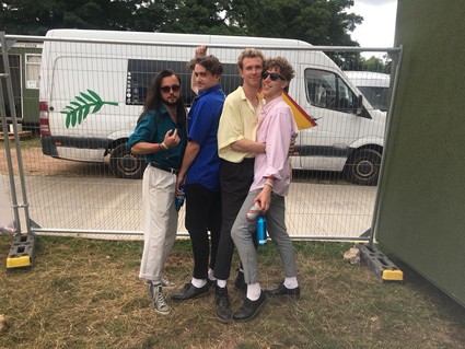 INTERVIEW: BACKSTAGE AT KENDAL CALLING