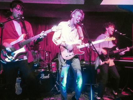 LIVE REVIEW: LONDON, GOOD KARMA CLUB