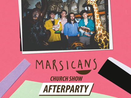 LEEDS SHOW AFTERPARTY