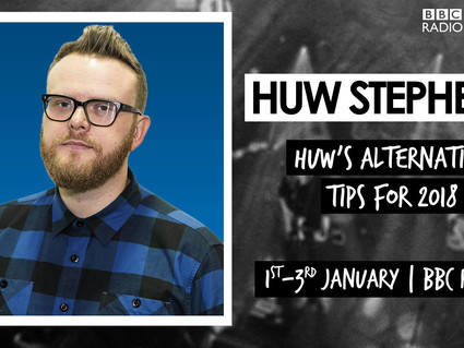 TIPPED BY HUW FOR 2018