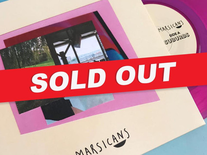 'SUBURBS' VINYL SOLD OUT