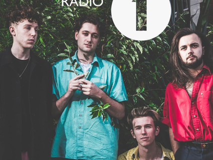 BBC RADIO 1 THROWS ITSELF IN
