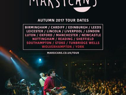 AUTUMN 2017 TOUR DATES