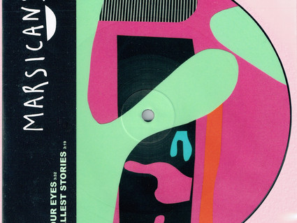 HOT PINK PICTURE DISC