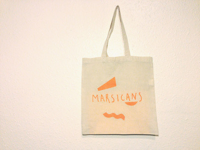 NEW MERCH - LIMITED EDITION ORANGE T's AND TOTES