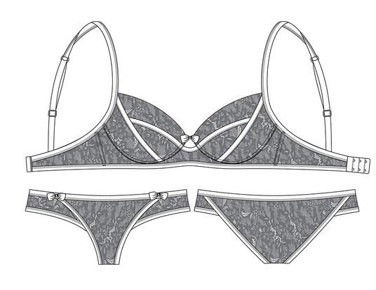 Bra - Lace seamed detail bra-01.jpg